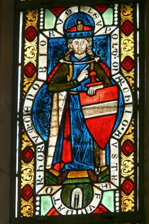 Der Heilige Leopold