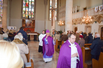 Erster Adventsonntag in der St. Georgs-Kathedrale