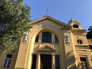 Kirchen bieten willkommene Abkühlung bei Extremhitze