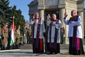 Kardinal und  Militärbischof bei Friedensgedenken: Europa braucht Frieden