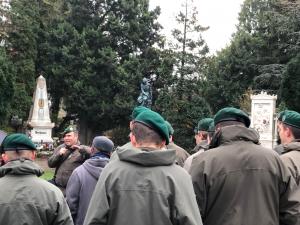 Lebenskundlicher Unterricht am Zentralfriedhof