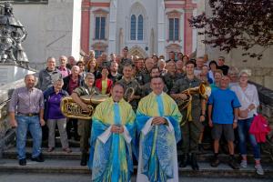 AKS Steiermark pilgerte nach Mariazell.