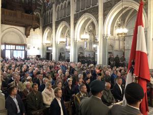 60. Internationale Soldatenwallfahrt in Lourdes ist eröffnet