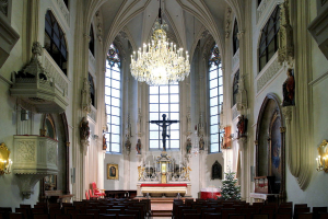 Wien: Erster Gottesdienst mit neugewählten Parlamentariern