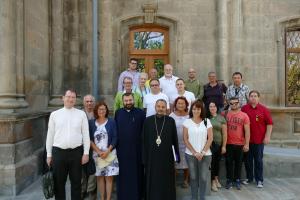 Institut für Religion und Frieden: Exkursion nach Armenien.
