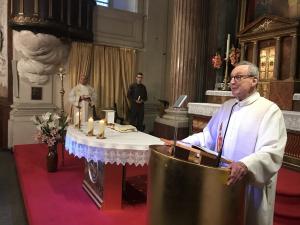 Glückwünsche zum 80. Geburtstag von Prälat Schütz