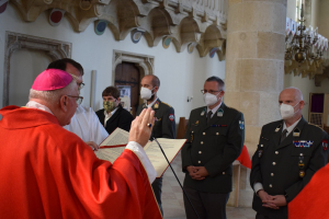 Lektorenbeauftragung in der St. Georgs-Kathedrale