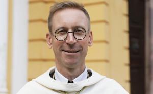 Abtbenediktion von Philipp Helm in Rein