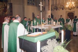 AMI*- Konferenz mit Gottesdienst in der St. Georgs Kathedrale zu Ende gegangen