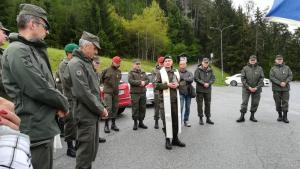 Friedenswallfahrt der Militärpfarre Tirol