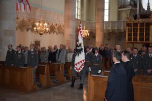Wiener Neustadt: Ausmusterungsgottesdienst auf der Militärakademie