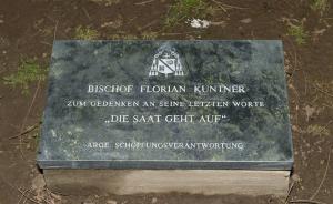 Bischof-Kuntner-Gedenktafel in Wien enthüllt