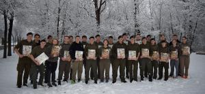 Advent in der Theresianischen Militärakademie
