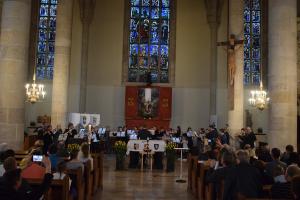 Wiener Neustadt: Flötenklänge in der St. Georgs-Kathedrale