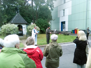 Maiandachten der Militärpfarre Oberösterreich