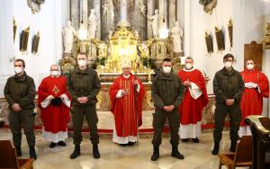 Niederösterreich: Soldatenfirmung in St. Pölten