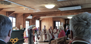 Patroziniumsfest der Soldatenkirche Sel. Engelbert Kolland in der Belgier-Kaserne