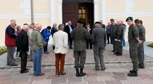 Kadereinkehrtag der Militärpfarre NÖ 2 im Stift Vorau