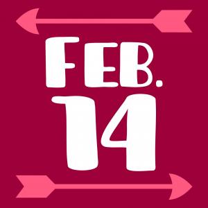 Der Heilige der Zärtlichkeit und der Verliebten: Valentin