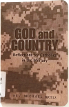 "Pastorale Behelfe: ""God and Country"""