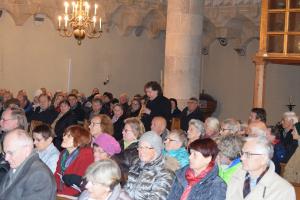 Konzert: Saxophon und Orgel in der St. Georgs-Kathedrale