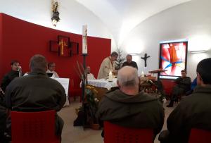Fliegerhorst Vogler: Militärpfarre feiert Kirchweihfest