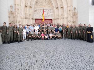 Mariazell-Fußwallfahrt der Militärpfarre Burgenland
