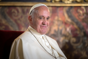 Neues Papstschreiben: Barmherzigkeit ist Weg zu Heiligkeit