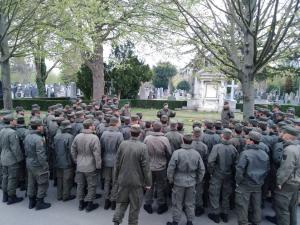 Unterricht der besonderen Art: Lebenskundlicher Unterricht am Zentralfriedhof