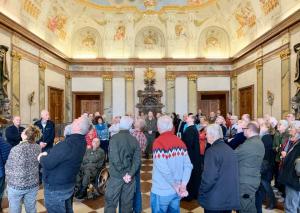 Besinnungstag der Militärpfarre NÖ 1 im Stift Seitenstetten