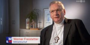 """Militärbischof: """"Neue Zeiten verlangen auch neue Gedenkkultur"""""""