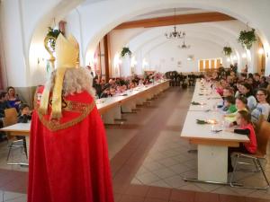 Nikolausfeier in Eisenstadt