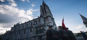 61. Internationale Soldatenwallfahrt nach Lourdes