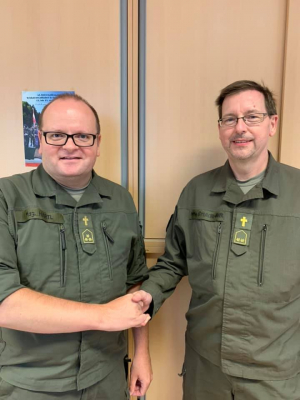 Neuer Militärpfarrer für Allentsteig
