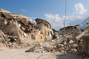 Bischofskonferenz: Erdbebenopfer in Kroatien brauchen Hilfe