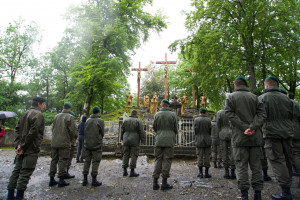 Lourdes: Friedenswallfahrt der Soldaten abgeschlossen