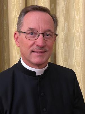 Bischof Freistetter ernennt neuen Militärgeneralvikar.