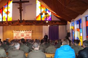 Einkehrtag in der Militärpfarre Kärnten
