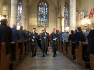 Militärdiözese feierte Georgsfest in Wiener Neustadt