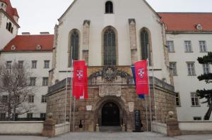 Die St. Georgs-Kathedrale in Wiener Neustadt