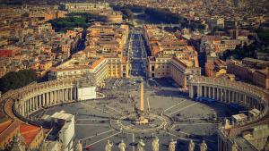4.000 Ministranten aus Österreich starteten zu Rom-Pilgerreise