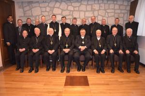 Bischöfe beraten Lage der Kirche in Bosnien und Herzegowina
