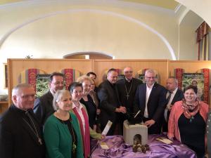 Burgenland: Fastensuppenessen der Katholischen Frauenbewegung in Martins-Kaserne.