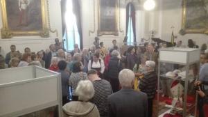 Lange Nacht der Kirchen in der Militärpfarre Wien ein großer Erfolg