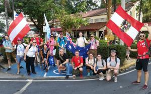 Heimische Pilger kehren euphorisch vom Weltjugendtag zurück